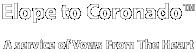 Elope to Coronado logo